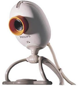Phillips hd webcam